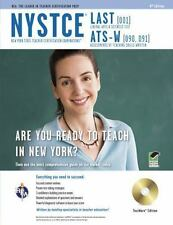 NYSTCE Teacher Certification Test Prep: NYSTCE LAST/ATS-W by Laurie Callihan an…