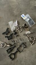 Team Associated Monster GT 4.6 8.0 parts lot MGT metal arms bumper rpm arms