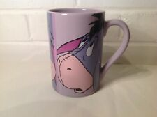 DISNEY EEYORE ~  MUG ~ LARGE TEA / COFFEE CUP ~ DISNEY STORE EXCLUSIVE