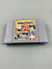 Mario Party 3 Not For Resale Nintendo 64 N64 Genuine OEM Authentic #2