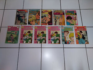 Young Romance - DC Comics - Romance - Dating - BIG Lot - LOW Price - Vintage