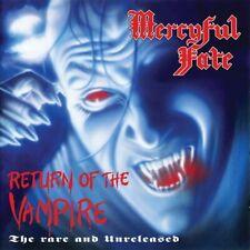 Mercyful Fate - Return Of The Vampire DigiCD