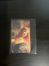 (G)I-DLE Minnie Official Dumdi Dumdi Photocard