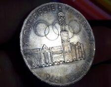 AUSTRIA 1976 INNSBRUCK OLYMPICS 100 SHILLINGS SILVER CROWN