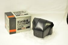 Konica eveready camera case AR TC-X in box
