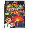 EXPLOSIVE SCIENCE VOLCANO ERUPTIONS KIT PLAY TIME FUN EXPERIMENTS CHILDRENS TOY