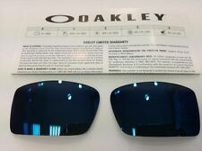 Lentes Oakley Gascan 9014 26-244 Ice Iridium Polarized Replacement lenses Lenti