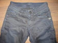 G.STAR RAW dunkel RÖHRE Stiefel Jeans Basic Denim Hose Stretch Gr. 28