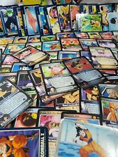 Dragonball Z Cards (Lot of 165) Add to your collection!!