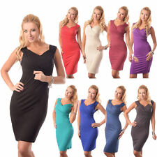 Viscose V-Neck Party Sleeveless Dresses for Women