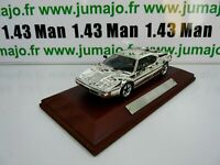 SIL4G VOITURE 1/43 IXO CHROME : BMW M1