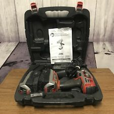 SKIL18v Cordless Drill 2895 With 2 Batteries And Carrying Case (Z15