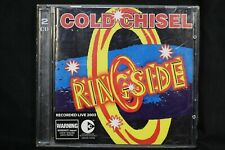 Cold Chisel ‎– Ringside - 2 CDs  (C436
