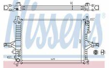 NISSENS Car Radiator 65553A