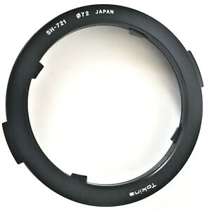 Tokina Lens Hood SH-721 for AF 20-35mm f/3.5-4.5 / 24-40mm f/2.8 etc..