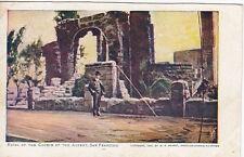 American Journal, Ruins,  Earthquake, San Francisco,, CA, Pre-Linen Postcard