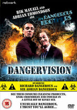 Dangerous Brothers Dangervision 5027626292843 With Rik Mayall DVD Region 2