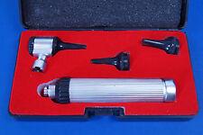 6 teiliges Otoskop Diagnostikset Top Qualität in schwarzer Kunststoffbox