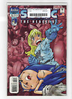 Sonic The Hedgehog #105 Archie Comic Near Mint - 9.2 Sally Hope Tails
