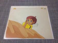 Candy Candy japon anime cel x2 + Douga TOEI CELLULO Yumiko Igarashi Mitsuo SHINDO