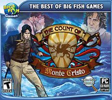 The Count of Monte Cristo  Win XP Vista 7 8 NEW PC Game  Hidden Object Adventure