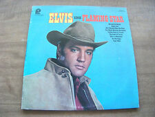 Lp-ELVIS PRESLEY-Flaming Star-1969-Pickwick reissue-Tiger Man