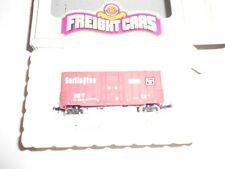 Bachmann Spur N: 71250 BOX CAR BURLINGTON, OVP