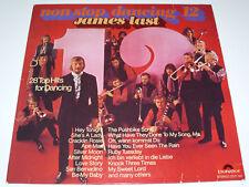JAMES LAST non stop dancing 12 - 1971 GERMANY LP