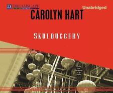 Skullduggery by Carolyn G. Hart (2013, CD, Unabridged)