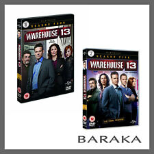 Warehouse 13 Season 4 & 5 DVD set R4 The Final Season New and sealed