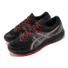 Asics Gel-Scram 6 Black Grey Red Men Running Shoes Sneakers Trainer 1011A850-001