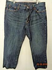 Men's Lucky Brand 38 Short Inseam Jeans Size 38X29.5 100% Cotton