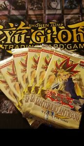 YuGiOh! Ancient Sanctuary 1st Edition Booster Pack Spanish - New and Very Rare