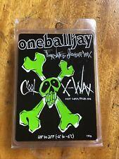 one ball jay wax floornated snowboard wax hot wax/rub on 110g green