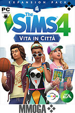 The Sims 4 Vita in Città - EA Origin Codice digitale - PC MAC Espansione - IT