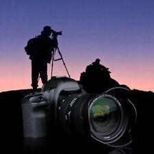 52mm Flower Petal Tulip Lens Hood Screw Mount For Canon digital Camera WI