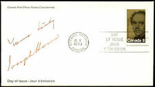 Canada 1973 joseph howe fdc first day cover #C38621