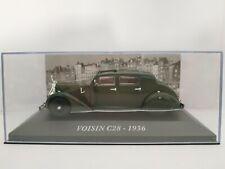 1/43 VOISIN C28 1936 COCHE DE METAL A ESCALA SCALE DIECAST
