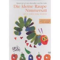 DIE KLEINE RAUPE NIMMERSATT KINDER DVD NEU