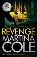 Revenge, Cole, Martina, New, Book