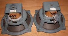 "pair 10"" L2553 GGB VEB fieldcoil fullrange speakers, metall basket L2950"