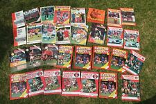 More details for bundle of charlton athletic fc football programme's x31 1965-1992