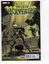 ALL NEW WOLVERINE #1#2 #18 Variant 1st APPEARANCE HONEY BADGER X-23 LOT