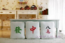 original Chinese mahjong bolster/cushion, decorate your home