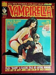 Vampirella #32 Warren Magazine FN/VF 7.0 Vampirella & Pantha stories April 1974