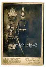Russian WWI Life Guards Grenadier Reg Full Dress Uniform Photo 1917 Republic