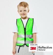 Salzmann Chaleco de seguridad para niños | Chaleco de alta visibilidad