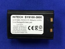 Hitech(Japan Liion3.8A)for Symbol#21-60332-01 PDT2800 SPT1846 PB1900,iPAD100/142