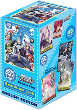 Weiss Schwarz That time I got Reincarnated as a Slime booster box English