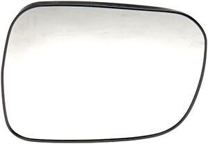 Door Mirror Glass Left Dorman 56488 fits 04-09 Toyota Sienna